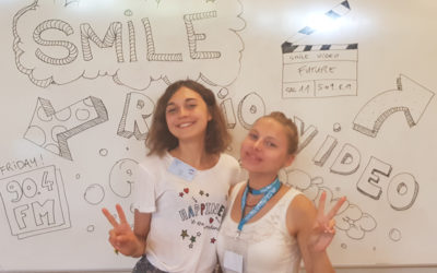 Young participants from Ukraine